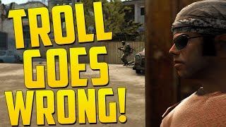 TROLLING SILVERS GOES WRONG!! - CS GO Funny Moments in Competitive