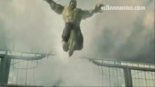 El Bananero: El Impotente Hulk (Alta Calidad)