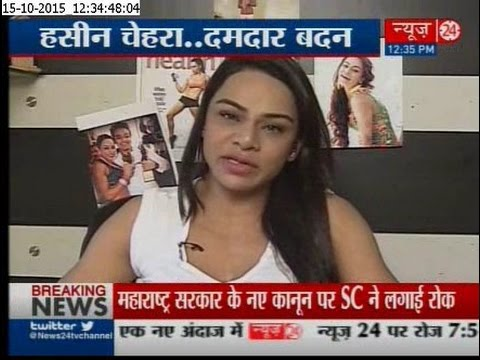 Shweta Rathore first Indian female bodybuilder on News24