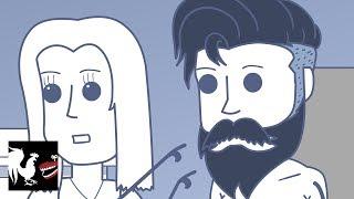 Rooster Teeth Animated Adventures - Beardy Kisses