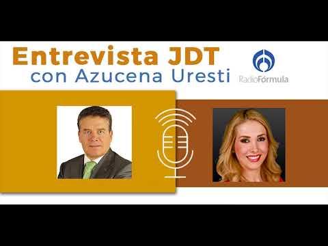 Xxx Mp4 Entrevista JDT Con Azucena Uresti Grupo Fórmula 3gp Sex