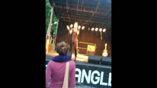 Heymoonshaker- Dave Crowe Beatbox solo- live in Anglet France