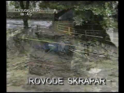Permbytja ne qytetin e Çorovodes 02 06 2005