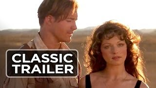 The Mummy Official Trailer #1 - Brendan Fraser Movie (1999) HD