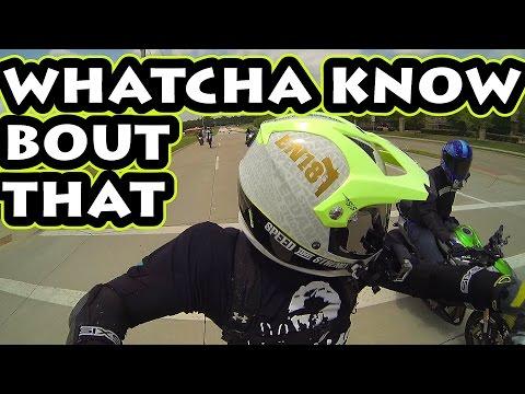 Supermoto Shits on Sportbikes