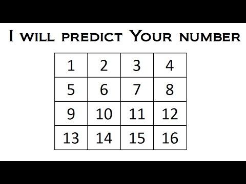 Xxx Mp4 I Will Predict Your Number Math Magic Trick 3gp Sex