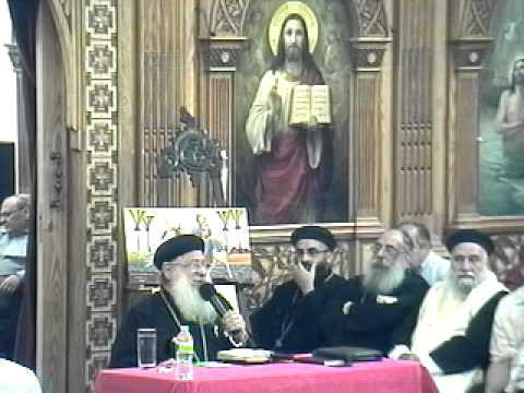 Father Makary Younan لقاء روحي مع ابونا مكاري يونان