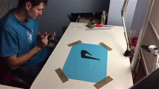 Live Stream Dude Perfect Logo Drawing