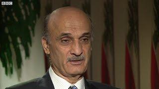 سمير جعجع من مقاتل في الحرب الى زعيم سياسي