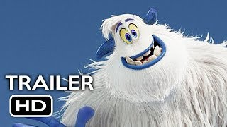 Smallfoot Official Trailer #1 (2018) Channing Tatum, Zendaya Animated Movie HD
