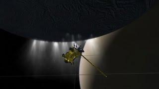 La Nasa: potrebbe esserci la vita su una della lune di Saturno