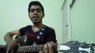 Amake amar Moto Thakte Dao (Guitar) - Dipankar Roy
