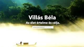 Villás Béla - Az élet értelme és célja   2015