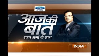 Aaj Ki Baat with Rajat Sharma |  14th August, 2017 - India TV