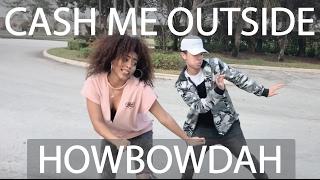 CASHMEOUTSIDE (HOW BOW DAH)   Justmaiko Dance Video @remixgodsuede @justmaiko @analisseworld