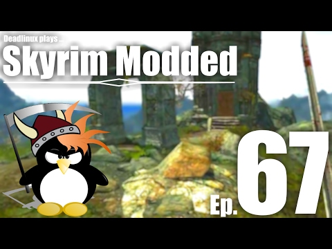 On Our Way to Forgotten City - Skyrim Modded Ep 67
