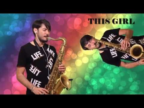 KUNGS - This girl (Cover Sax Daniele Vitale)