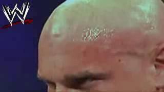 Goldberg vs Brock Lesnar survivor series 20/11/2016 Goldberg wins