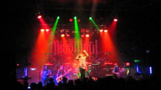 Miss May I - Trust My Heart (Never Hope To Die)  (live)