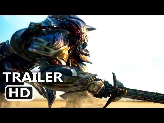 TRANSFORMERS 5 The Last Knight TV Spot + Trailer (2017) Michael Bay Action Blockbuster Movie HD