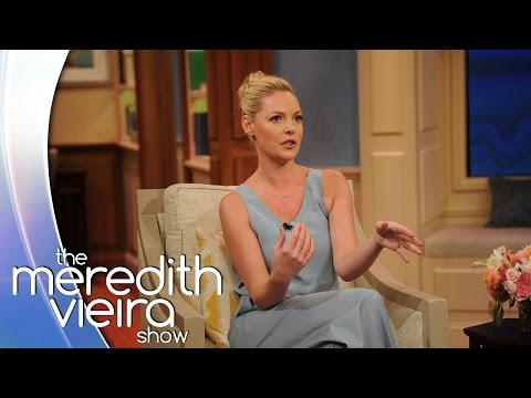 Katherine heigl on being labeled a diva the meredith vieira show - Katherine heigl diva ...