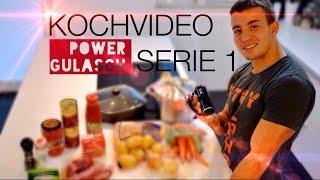 KOCHVIDEO SERIE 1: POWER GULASCH | Thaler Matthias