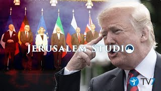 EU-US relations, Middle East implications - Jerusalem Studio 360