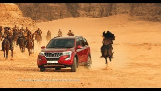 The Plush New XUV500 - TV Ad 2018 | May Your Life Be Full Of Stories