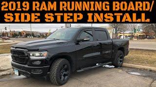 2019 Ram 1500 Side Step/Running Board Installation Video