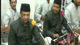 URS of Hazrat Khwaja Sayed Faqir Mohammed Shah (R.A) India 2016- Mehfil-E-Sama (Qawwali) Part 2
