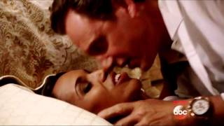 """Scandal 5x01   Olivia & Fitz """"I'll give them another 6 months if I can spend it all in bed"""""""