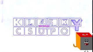 Klasky Csupo No Music Enhanced with 8 Bit Electronic Sounds