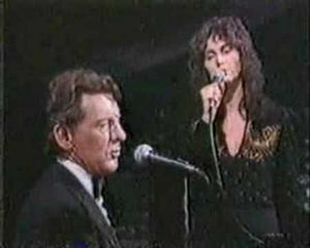 Jerry Lee Lewis & Emmylou Harris Crazy arms
