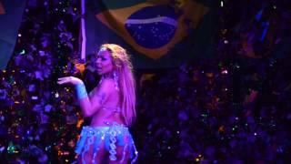Lila Star performing Beyonce at Drag Carnage: Carioca on 5/2/14