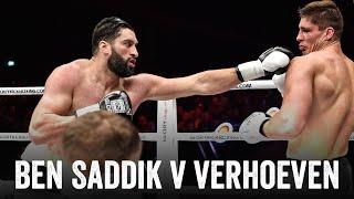 GLORY Redemption: Rico Verhoeven Vs. Jamal Ben Saddik (Heavyweight Title Match) - FULL FIGHT