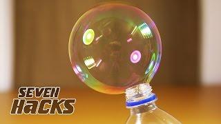 7 Useful  Life Hacks  Using Plastic Bottles