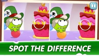 Spot the Difference Ep. 2 - Om Nom Stories: Mad Tea Party