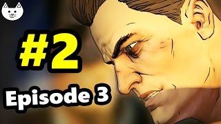 Telltale Batman Episode 3 - HARVEY'S HEART BREAKING SECRET - (Telltale Batman EP3 Part 2)