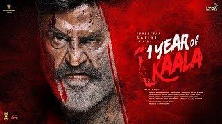 One Year Of KAALA | Fan-Made Trailer | Rajinikanth | Nana Patekar | Pa Ranjith | Santhosh Narayanan