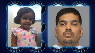 3yo girl missing after Dad sent her outside as punishment