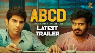 ABCD Latest Trailer | American Born Confused Desi Trailer | Allu Sirish | Rukshar Dhillon