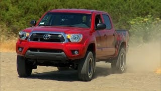 Off-road in style in the 2012 Toyota Tacoma Baja Edition - Car Tech