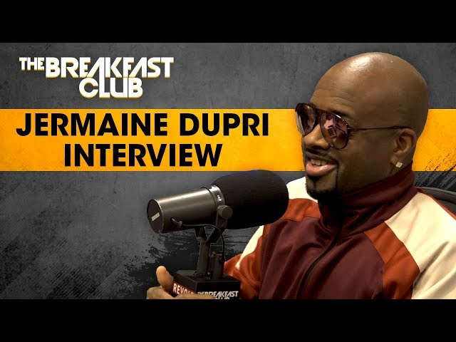 Jermaine Dupri Opens Up About Janet Jackson, Bow Wow, Usher + More