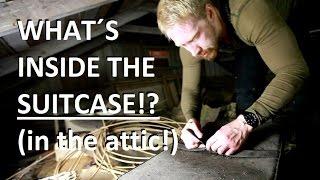 House Full of Stuff!! (secret way to the attic!) URBAN EXPLORATION