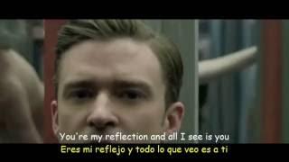 Justin Timberlake - Mirrors (Lyrics & Sub Español) Official Video