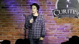 Patrick Maia - Os Vingadores - Stand Up Comedy
