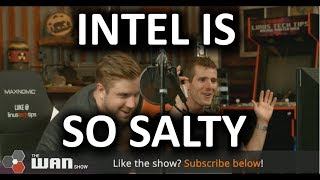 Intel is LOSING its DIGNITY - WAN Show July 14, 2017