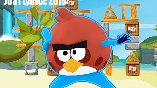 Angry Birds - Balkan Blast Remix  | Just Dance 2016 | Gamescom Gameplay preview