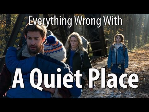 Xxx Mp4 Everything Wrong With A Quiet Place In 13 Minutes Or Less 3gp Sex