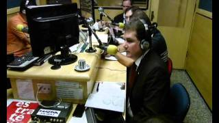 Nativa FM Toninho Pop Newton Lins 1.wmv